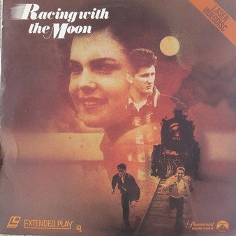 Racing With The Moon LASERDISC (NOT A DVD!!!) (Full Screen Format)