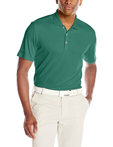 adidas Golf Men's Performance Polo Shirt, Tech Forest F, X-Large