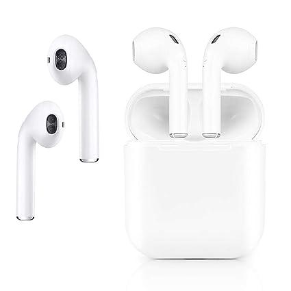 Auriculares inalámbricos Bluetooth Headset V4.2 + i8 TWS con Cargador magnético Compatible con iPhone