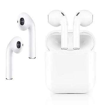 Auriculares inalámbricos Bluetooth Headset V4.2 + i8 TWS con Cargador magnético Compatible con iPhone, teléfono Android: Amazon.es: Electrónica