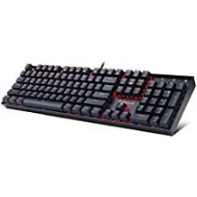 Redragon K551 VARA LED Backlit Mechanical Gaming Keyboard (Black)