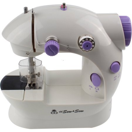 Michley Lil Sew & Sew Mini Sewing Machine With Needle Guard by michley tivax