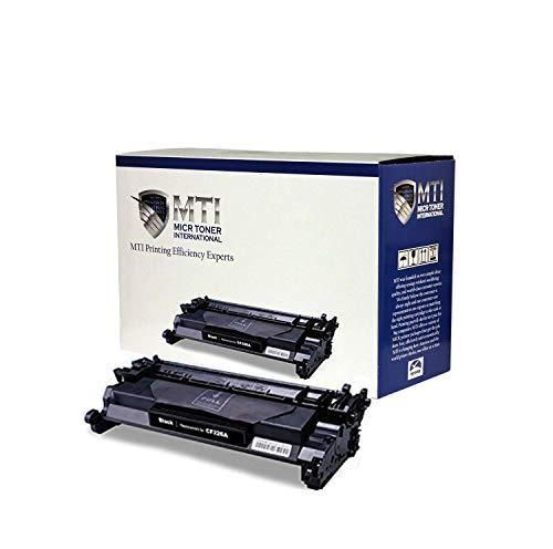 MICR Toner International Compatible MICR Toner Cartridge Replacement for HP CF226A 26A M402dn M402n M402dw M426fdn M426fdw