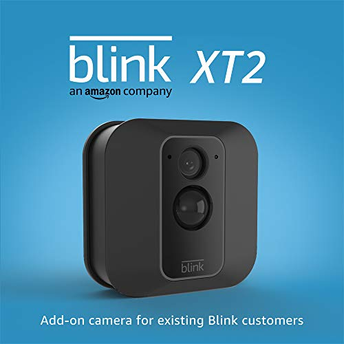 Blink XT2 (2nd Gen) | Outdoor/Indoor Smart Security Camera with Cloud Storage, 2-Way Audio, 2-Year Battery Life | Add on…