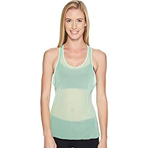 New Balance Women's Mesh Tank Top, Agave Green, Small