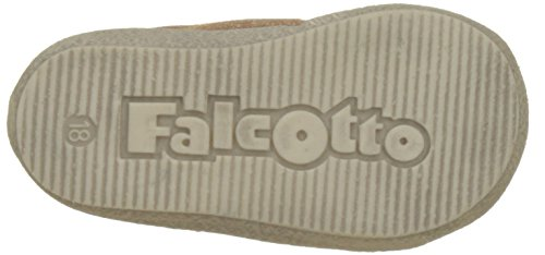 Falcotto 1591 - Zapatos de Primeros Pasos Bebé-Niñas Rose (Rosa Cipria)