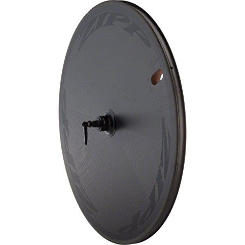 Zipp Super-9 Disc Rear Carbon Clincher 10/11 Speed SRAM Cassette Body Black Decal ()
