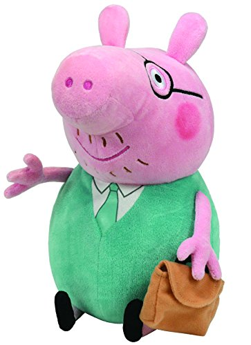 Ty Beanie Buddy Daddy the Pig