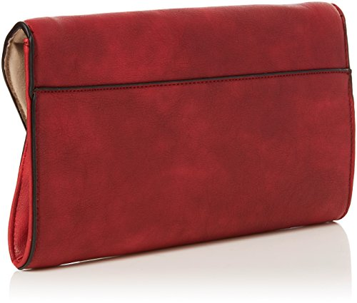 Faux Stud Rouge Uma Leather Swankyswans Pochettes Red wq8UEPa