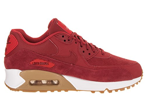 Nike 602 Red white Femme Gym Brown 881105 Pour gym Baskets Light gum Red BRrpqwB