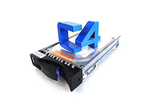 - 03N6347 Ibm 73.4Gb 15000Rpm 80-Pin Ultra-320 Scsi Hard Drive (Certified Refurbished)