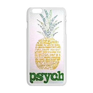 SANLSI Psych Cell Phone Case for Iphone 6 Plus