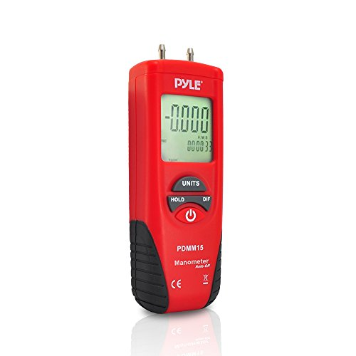 Pyle PDMM15 Manometer Measuring Pressure