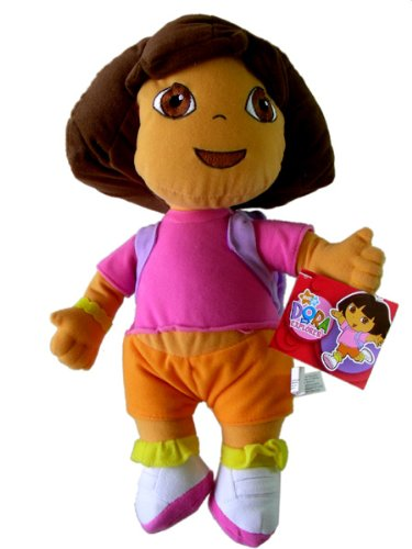 Nick Jr. Dora the Explorer Large Plush Doll - 13