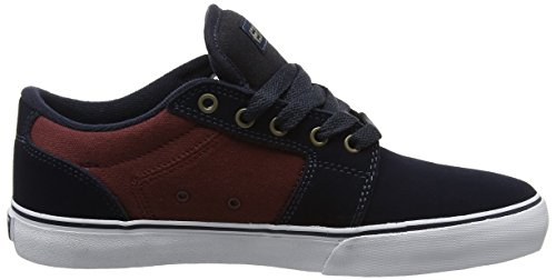 Shoe Barge White Red Skate LS Etnies Navy qtydHxvwT