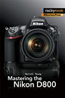 Mastering the Nikon D800 Front Cover