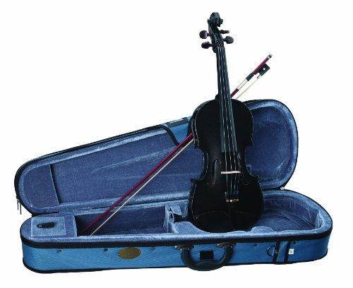 Stentor, 4-String Violin, Black, 4/4 (1401BK-4/4) from Stentor