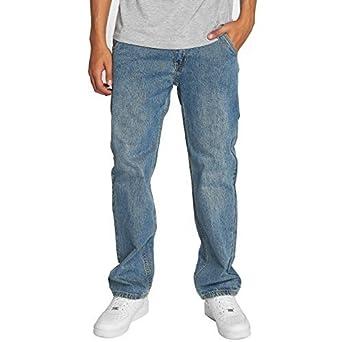 Dangerous DNGRS Herren Loose Fit Jeans Brother in indigo 100