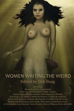 book cover of Women Writing the Weird