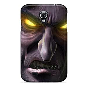 Excellent Hard Cell-phone Cases For Samsung Galaxy S4 With Custom Vivid World Of Warcraft Image IanJoeyPatricia