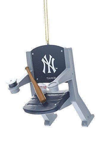 Team Sports America Stadium Chair Ornament, New York Yankees (Chairs Yankee Stadium)