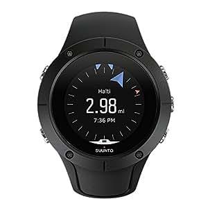 Suunto SS022668000 Spartan Trainer Wrist Hr Reloj, Unisex, color Negro
