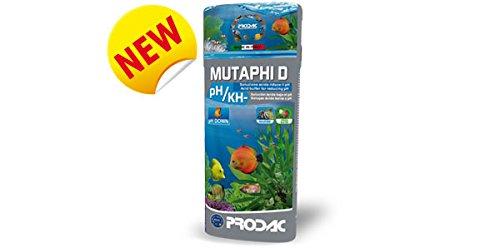 prodac Mutaphi D Ph- solucion para Bajar el Ph 100ml para acuarios