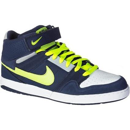: Nike 6.0 Zoom Mogan Mid 2 Shoe Midnight Navy