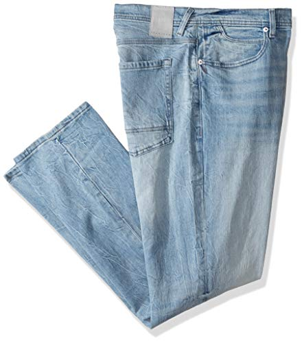 Sean John Men's Athlete Jean, Glacier, 38X32 (Sean John Jeans)