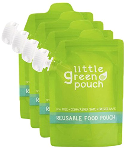 Little Green Pouch Reusable...