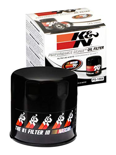 K&N Premium Oil Filter: Designed to Protect your Engine: Fits Select HYUNDAI/KIA/HONDA/MAZDA Vehicle Models (See Product Description for Full List of Compatible Vehicles), PS-1004