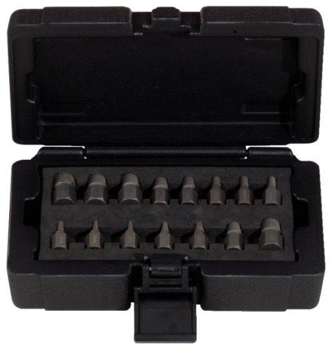 5 opinioni per KS Tools 150.1385 Assortimento di Estrattori Elicoidali per Viti e Bulloni, 15