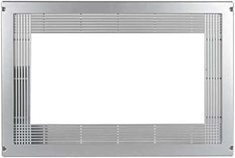Micel 94503 Marco Microondas 60X40 Cm Plateado