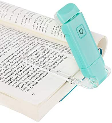 DEWENWILS Rechargeable Brightness Adjustable Bookworms