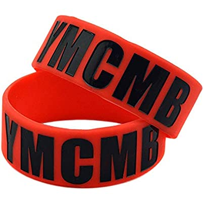 Sxuefang Silicone Bracelets With Sayings Ymb Rubber Wristbands For Kids Motivation Gift For Kids Set Pieces Estimated Price £29.99 -