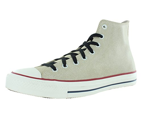 Converse Mens Chuck Taylor All Star Vintage Hi Portrait Gray Sneaker – 7.5 Men – 9.5 Women