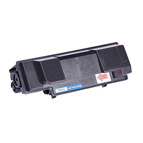 YJOFFICECompatible with KYOCERA TK352 Toner Cartridge, for Kyocera Mita FS-3920DN Copier Toner Cartridge,Black