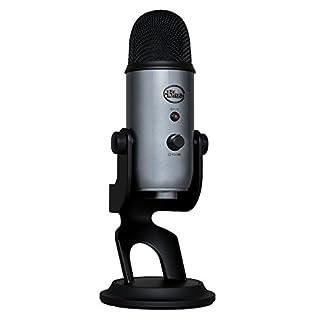 Blue Yeti USB Microphone - Lunar Gray (B07CYCK39B) | Amazon Products