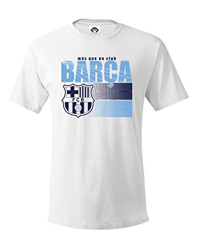 Barça, FC Barcelona, Soccer Graphic Tee, Football Men's T Shirt - Barcelona Graphic T-shirt