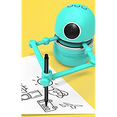 BOOBI Drawing Educational Toys AI Painting Robot Can Teach Children to Draw Step by Step and Has 80 Painting Scenes.: Toys & Games
