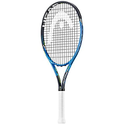 "HEAD Graphene Touch Instinct 26"" Inch Black/Blue Midplus 16x19 Junior Tennis Racquet Strung"