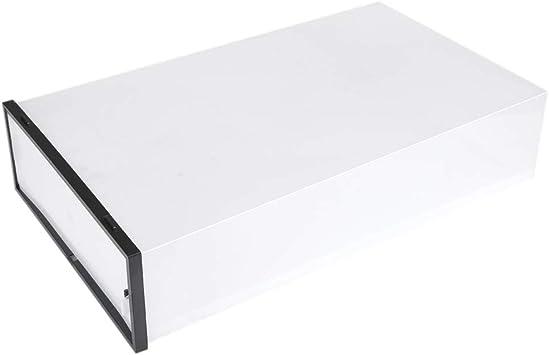 Caja de almacenamiento para botas de plástico grueso transparente ...