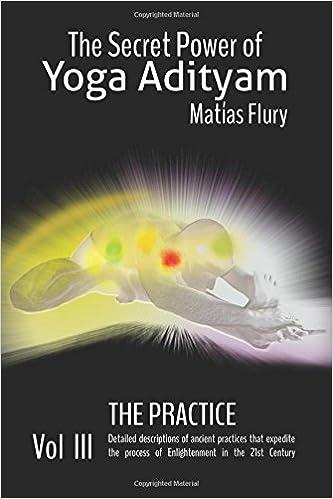 Amazon.com: The Secret Power Of Yoga Adityam Vol 3 The ...