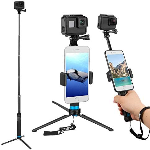 TELESIN Monopod Adapter Cellphone Compacts product image