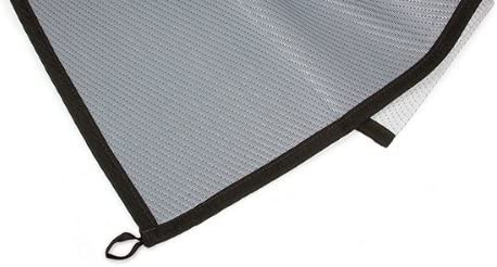 Fiamma Patio Mat 440/Breathable Mat for Canopies /& Awnings