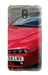 6791608K78776036 New Premium Alfa Romeo Brera 25 Skin Case Cover Excellent Fitted For Galaxy Note 3