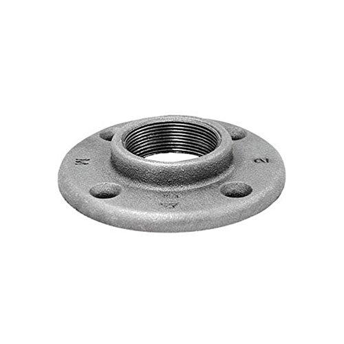 Anvil Floor Flange Galvanized 1-1/2