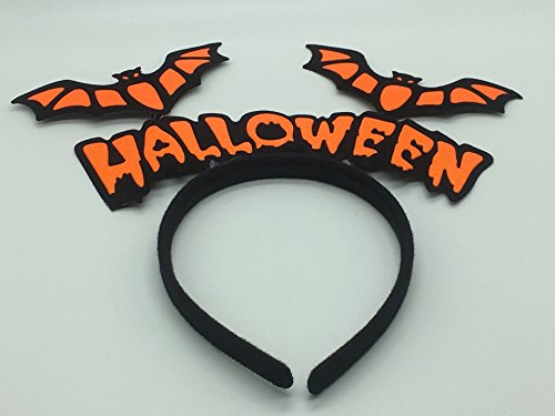 Seven One Halloween Headband (Habiscus Flower)