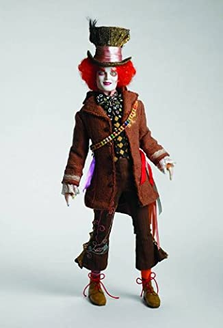 Tonner Doll Alice in Wonderland Tarrant Mad Hatter Doll (Alice In Chains Button)