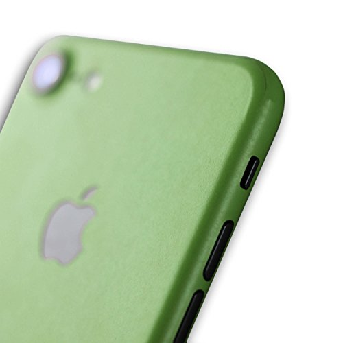 AppSkins Rückseite iPhone 7 Full Cover - Color Edition green